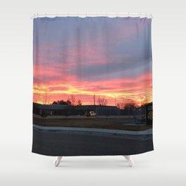 Finally Appreciative Shower Curtain