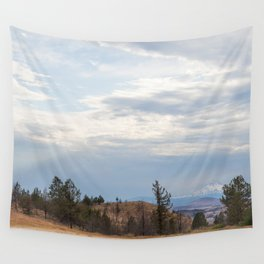 Distance Wall Tapestry