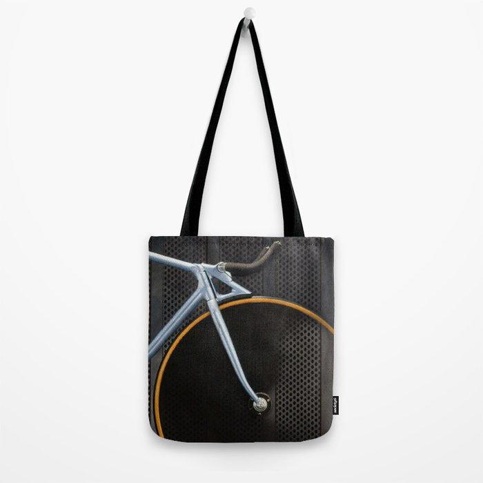 Carbon Bike Tote Bag
