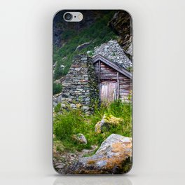 OldHouse iPhone Skin