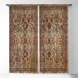 Lavar Kirman Southeast Persian Rug Print Blackout Curtain