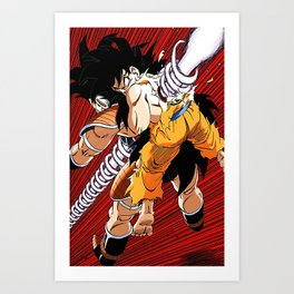Special Beam Cannon Art Print
