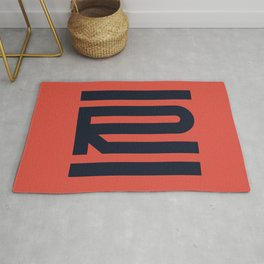 R from 36 Days of Type | 2016 Rug