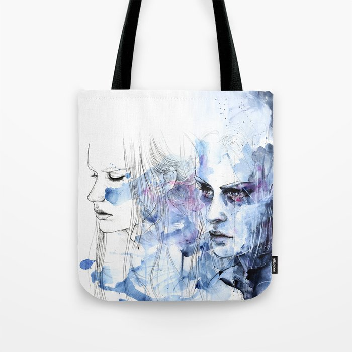 waves - to and fro Tote Bag