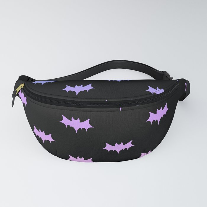 Pastel Goth Bats (1) Fanny Pack