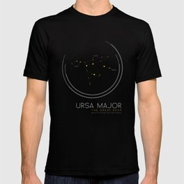 Ursa Major - The Great Bear Constellation T-shirt