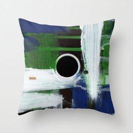 Floppy 4 (sexual) Throw Pillow
