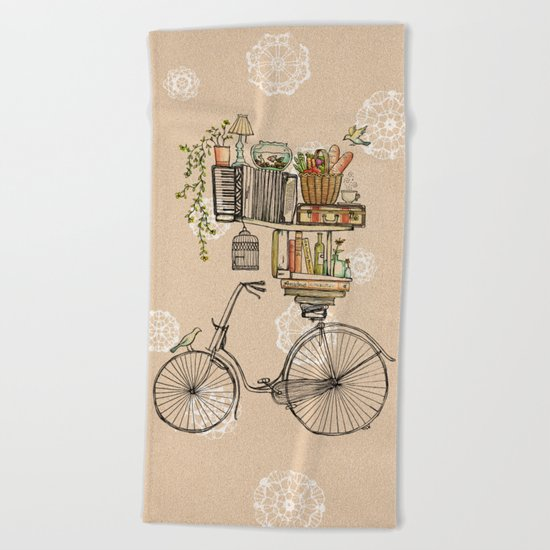 Pleasant Balance Beach Towel