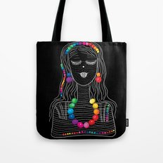 Girl-candy Tote Bag