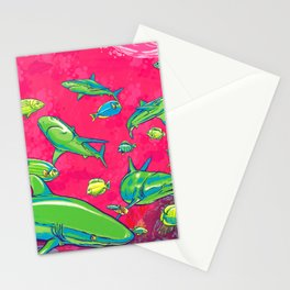 The Reef Stationery Cards