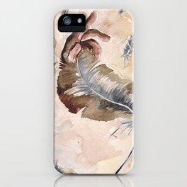 Argumentum  ornithologicum iPhone Case