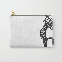 Television kitty Carry-All Pouch