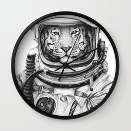 Apollo 18 Wall Clock