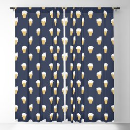 Meowlting Blackout Curtain