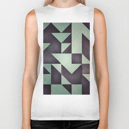 :: geometric maze VIII :: Biker Tank