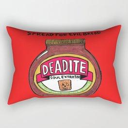 Deadite: The Evil Spread Rectangular Pillow