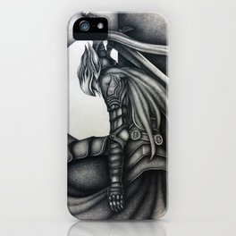 Sir Artorias - Dark Souls iPhone Case