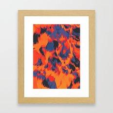 Devour Framed Art Print