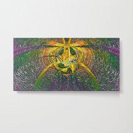 Spidergod Zen vol.05 57 Metal Print