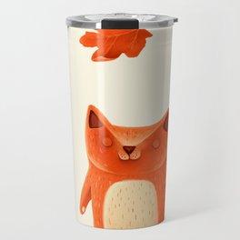 I am autumn (1) Travel Mug