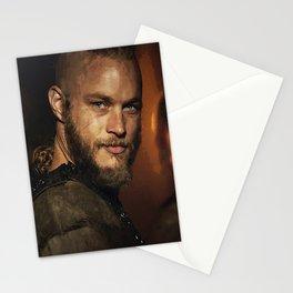 Ragnar Lothbrok Stationery Cards