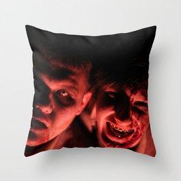Zombies! Throw Pillow