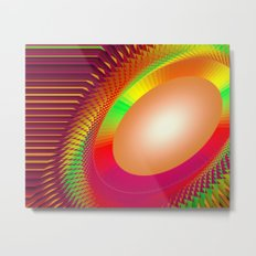 SUPERSONIC Metal Print