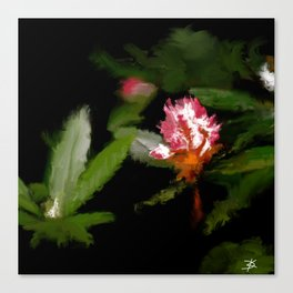 Rhododendron Maximum Canvas Print