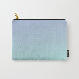 IRREVERSIBLE - Minimal Plain Soft Mood Color Blend Prints Carry-All Pouch