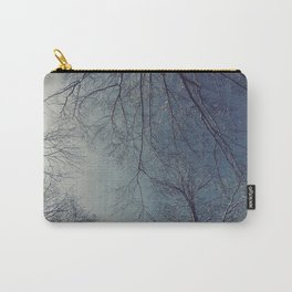 The Trees - Moody & Blue Carry-All Pouch