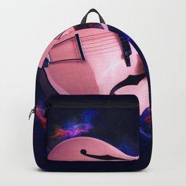 Guitar Art Backpack
