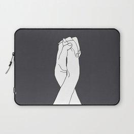 Never Let Me Go III Laptop Sleeve
