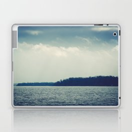 The Past Is Gone Laptop & iPad Skin