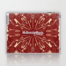 McKenzie Music Etcetera Laptop & iPad Skin