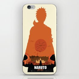 Naruto Shippuden - Pain iPhone Skin