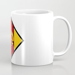 Roundel of East German Air Force, 1956-1990 Coffee Mug