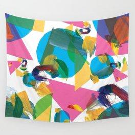 Qq Wall Tapestry
