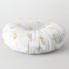Dignified Opulence Floor Pillow