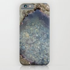 the heart shaped tide pool  Slim Case iPhone 6s