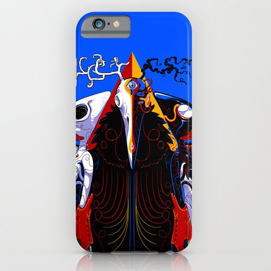 Overlord iPhone & iPod Case