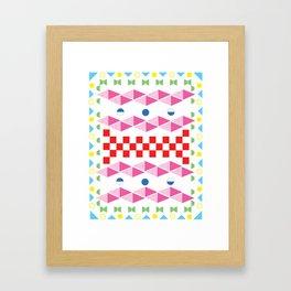 RGB / CMY Poster  Framed Art Print