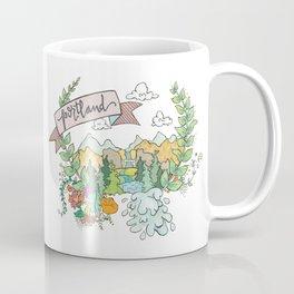 Portland Coffee Mug
