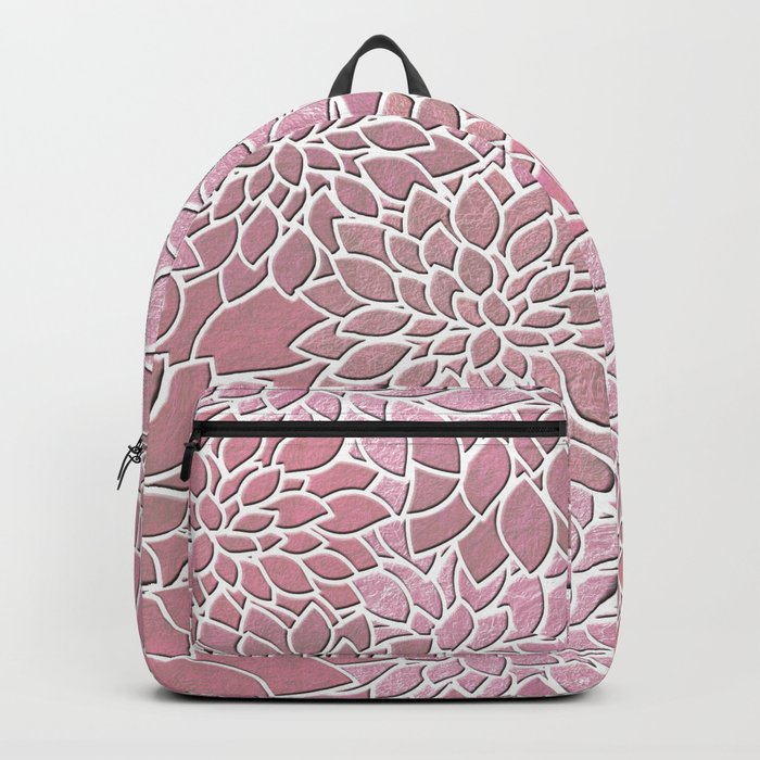 Floral Abstract 27 Backpack