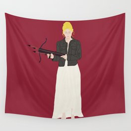 Prophecy Girl Wall Tapestry