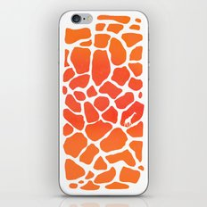 Giraffe Print | Animals iPhone & iPod Skin
