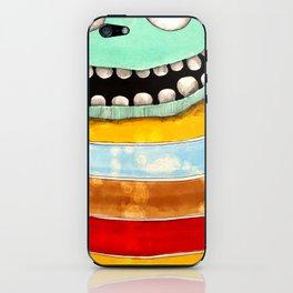 Geen Guy iPhone Skin