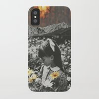 the lights iPhone & iPod Cases featuring Lights by Sarah Eisenlohr