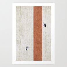 Mandalorian! (3 of 3) Art Print