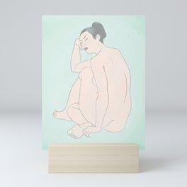 Japanese Sauna Mini Art Print