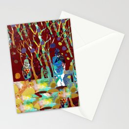 oedipus mith Stationery Cards